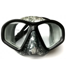 Mask COVERT Camo, Ocean Grey