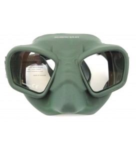 Mask SBQ Apnea Green